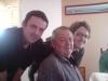 Florent, Alain, Romain