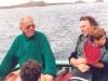 Partie de pêche à Molène