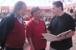Pierre-Yves Moign avec Sanderling