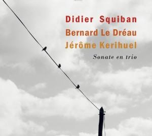Didier SQuiban - Sonate en trio